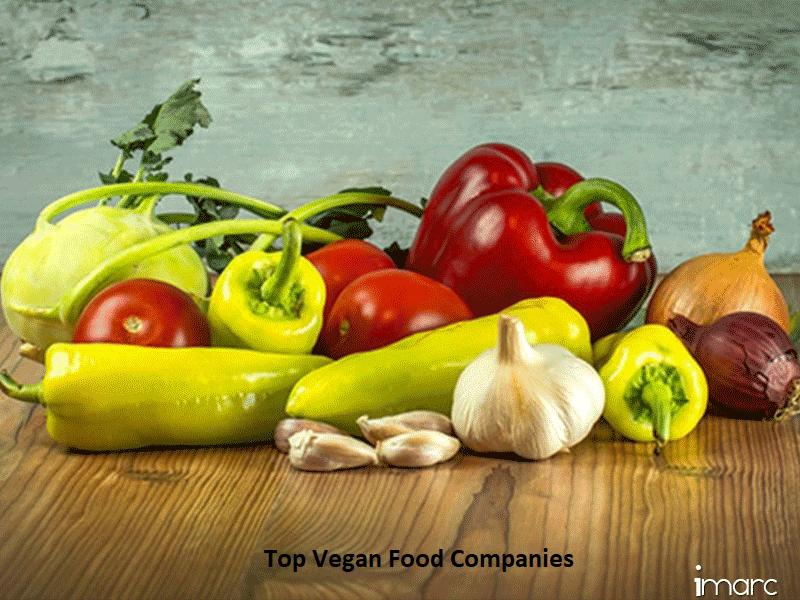 vegan food manufacturers